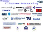 nti customers aerospace icing