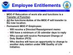 employee entitlements