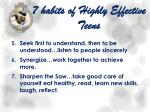 7 habits of highly effective teens1