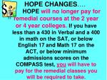 hope changes1