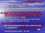 journey through the tabernacle the origin of the tabernacle10