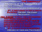 journey through the tabernacle the origin of the tabernacle5