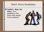short story vocabulary3