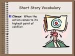 short story vocabulary4
