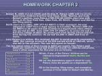 homework chapter 21