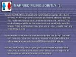 married filing jointly 21