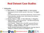 real dataset case studies2