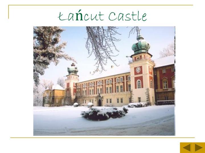 Łańcut Castle