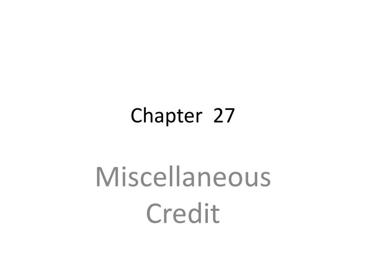 chapter 27 n.