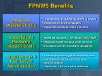fpnw5 benefits