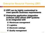 enterprise resource planning erp2