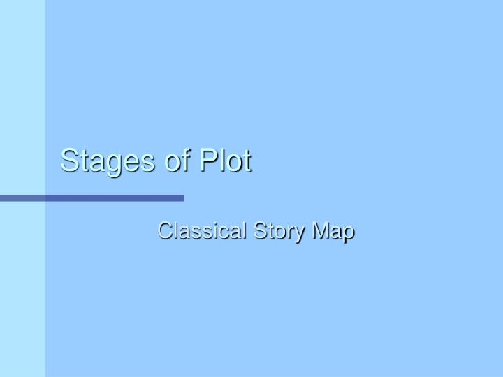 stages of plot n.