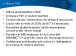 2 role of nsc