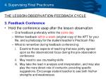 4 supervising final practicums12