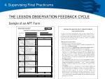 4 supervising final practicums3