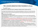 4 supervising final practicums9