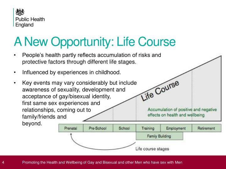 A New Opportunity: Life Course