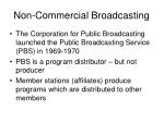 non commercial broadcasting3