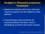 hodgkin s disease lymphoma treatment2
