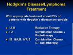hodgkin s disease lymphoma treatment3