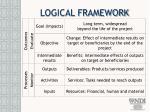 logical framework1
