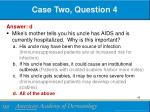 case two question 41