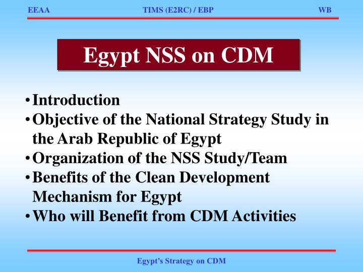 an introduction to the arab republic of egypt