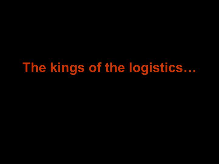 the kings of the logistics n.