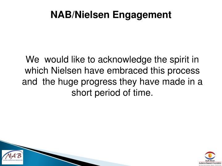 NAB/Nielsen