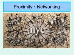 proximity networking11