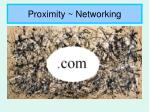proximity networking7