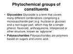 phytochemical groups of constituents2