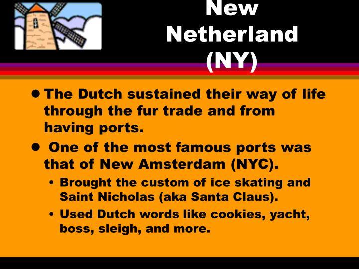 New Netherland (NY)