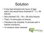 solution8