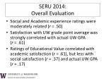 seru 2014 overall evaluation1