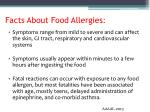 facts about food allergies1