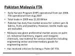 pakistan malaysia fta1