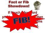 fact or fib showdown6