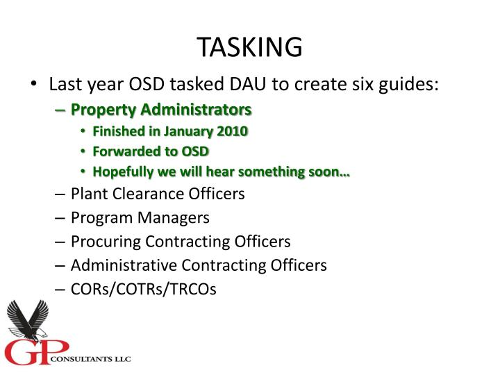 Tasking1