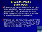 epa in the pacific state of play1