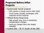 proposed before after projects1