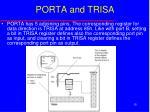 porta and trisa