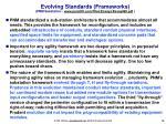 evolving standards frameworks pnm substation www parshift com files essays essay069 pdf