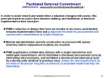 facilitated deferred commitment pnm substation www parshift com files essays essay069 pdf