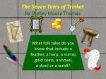 the seven tales of trinket by shelley moore thomas1