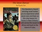 the slave dancer by paula fox2