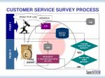 customer service survey process