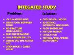 integated study