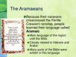 the aramaeans1
