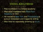 young adulthood